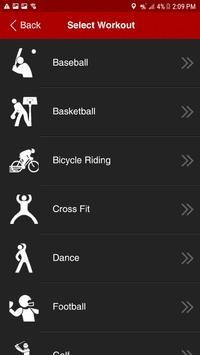 Workout Buddies screenshot 1