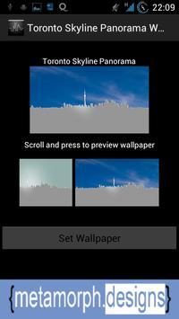Toronto Skyline Wallpaper screenshot 3