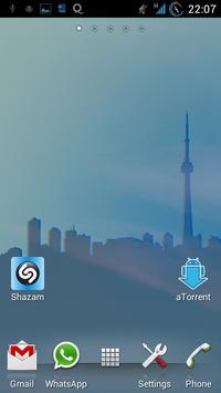Toronto Skyline Wallpaper screenshot 1