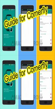 Guide for Cornerfly apk screenshot