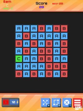 ABC Alphabet game : word link match puzzle screenshot 4
