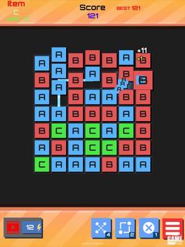ABC Alphabet game : word link match puzzle screenshot 7