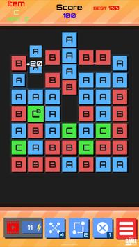 ABC Alphabet game : word link match puzzle screenshot 10