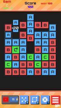ABC Alphabet game : word link match puzzle screenshot 2