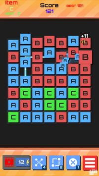 ABC Alphabet game : word link match puzzle screenshot 3