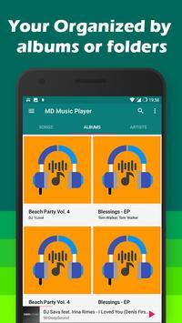 MD Music Player screenshot 2
