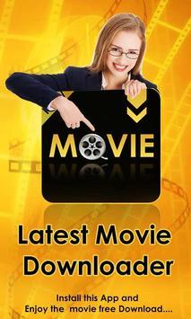 New Hindi Movie Free Downloader Prank screenshot 1