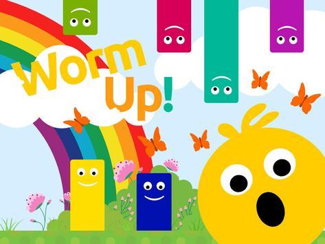 WormUp! apk screenshot