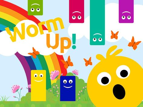 WormUp! poster