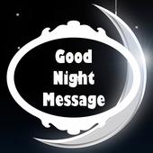 Good Night Greeting icon