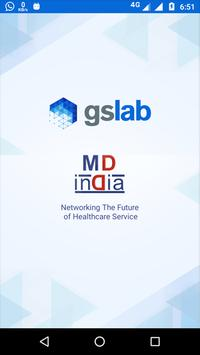 MDIndia GSLab poster