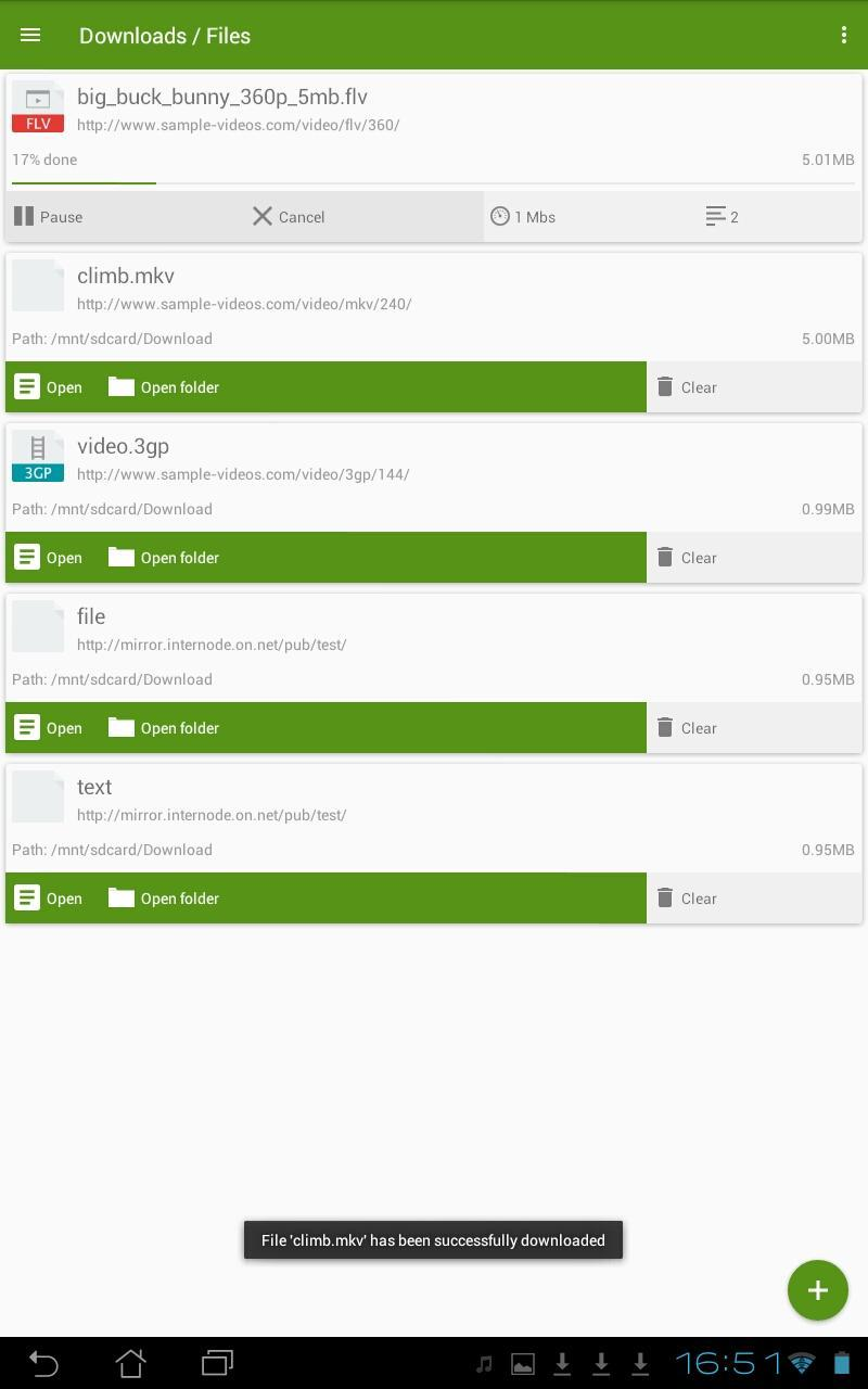 Fast Download Manager for Android - APK Download