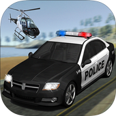 Police Car Driving OffRoad 3D icon