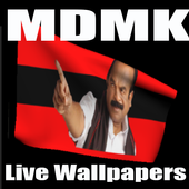 MDMK Live Wallpapers icon