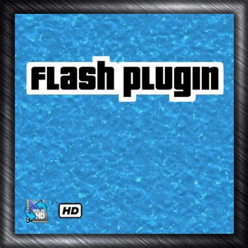 flash plugin poster