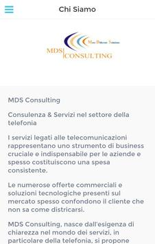 Mds Consulting poster