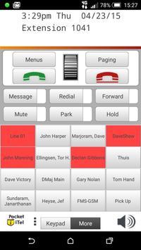 PocketiTel apk screenshot