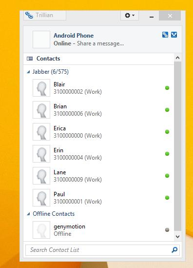 SMS Integration for Trillian for Android - APK Download