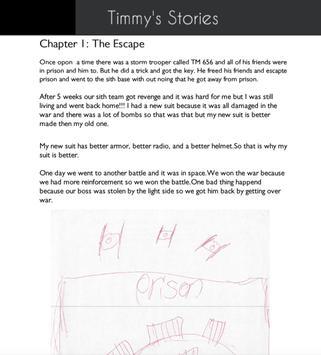 Timmy's Stories screenshot 4