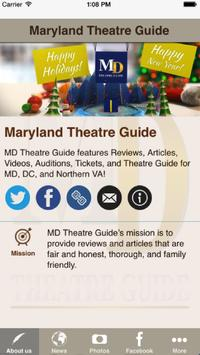 MD Theatre Guide poster