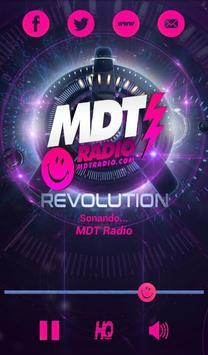MDT RADIO REVOLUTION poster