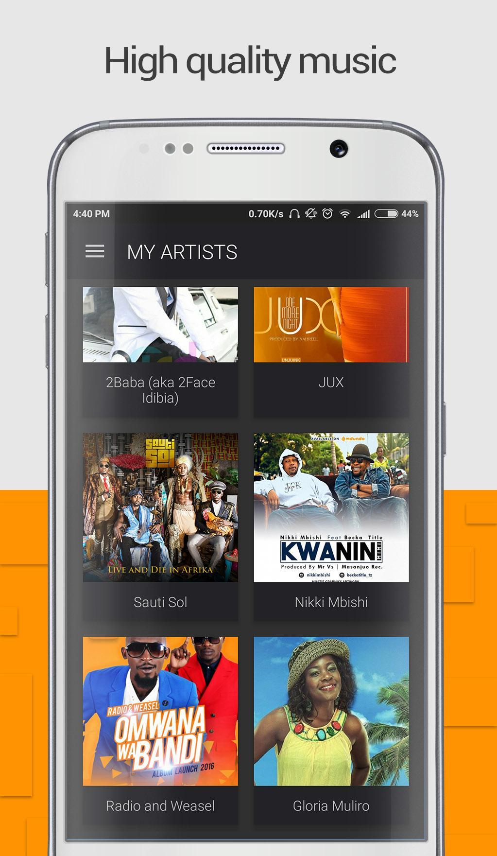 Mdundo for Android - APK Download