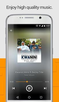 Mdundo screenshot 1
