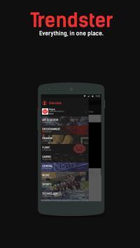 Trendster (Unreleased) apk screenshot
