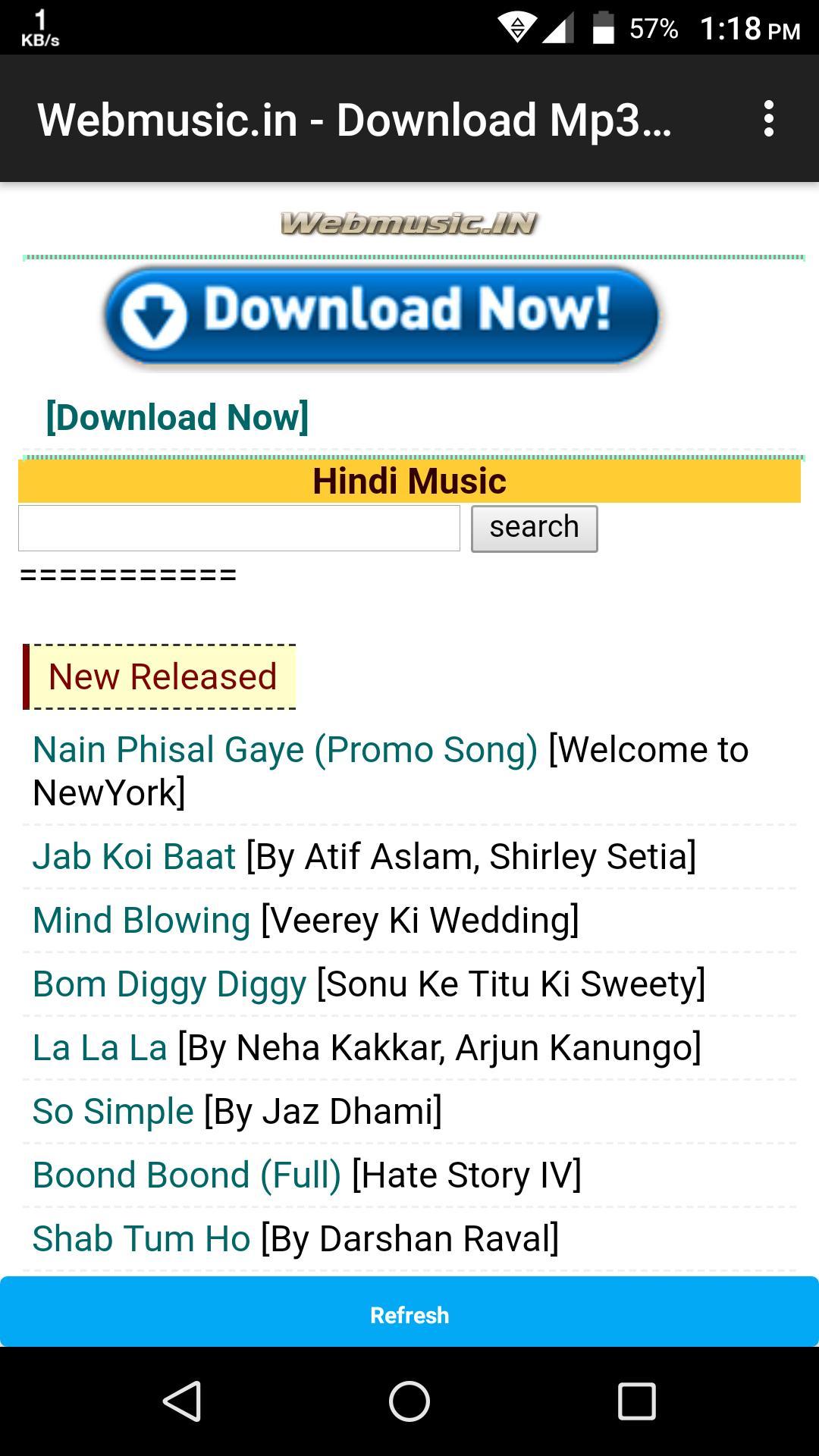 webmusic latest hindi movie mp4 songs download