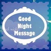 Good Night Message icon