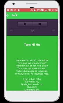 Arijit Singh Song & Lyrics screenshot 4