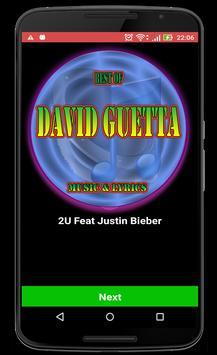 2U feat Justin Bieber poster