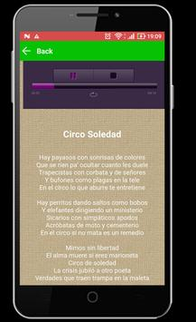 Circo Soledad ricardo arjona screenshot 3
