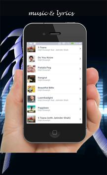 diljit dosanjh all songs screenshot 1