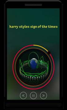harry styles sign of the times poster