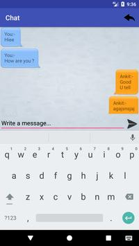 Chat App screenshot 3