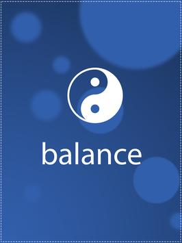 Balance apk screenshot