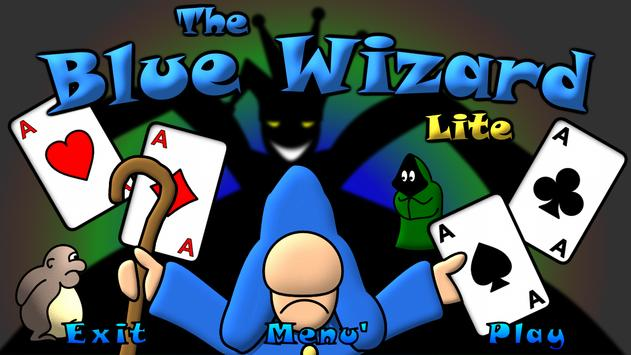 The Blue Wizard Lite poster