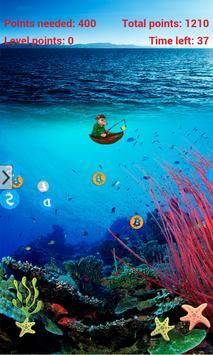 Coin Fishing apk screenshot