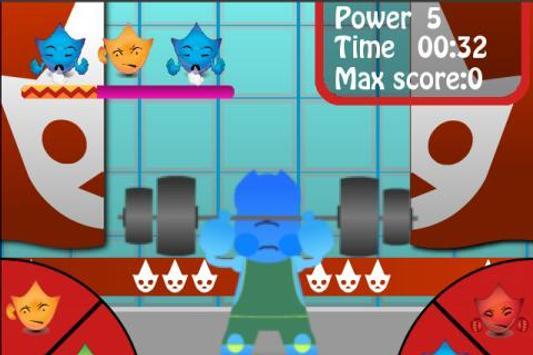 Powerlifting poster