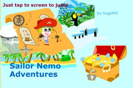sailor nemo adventures poster