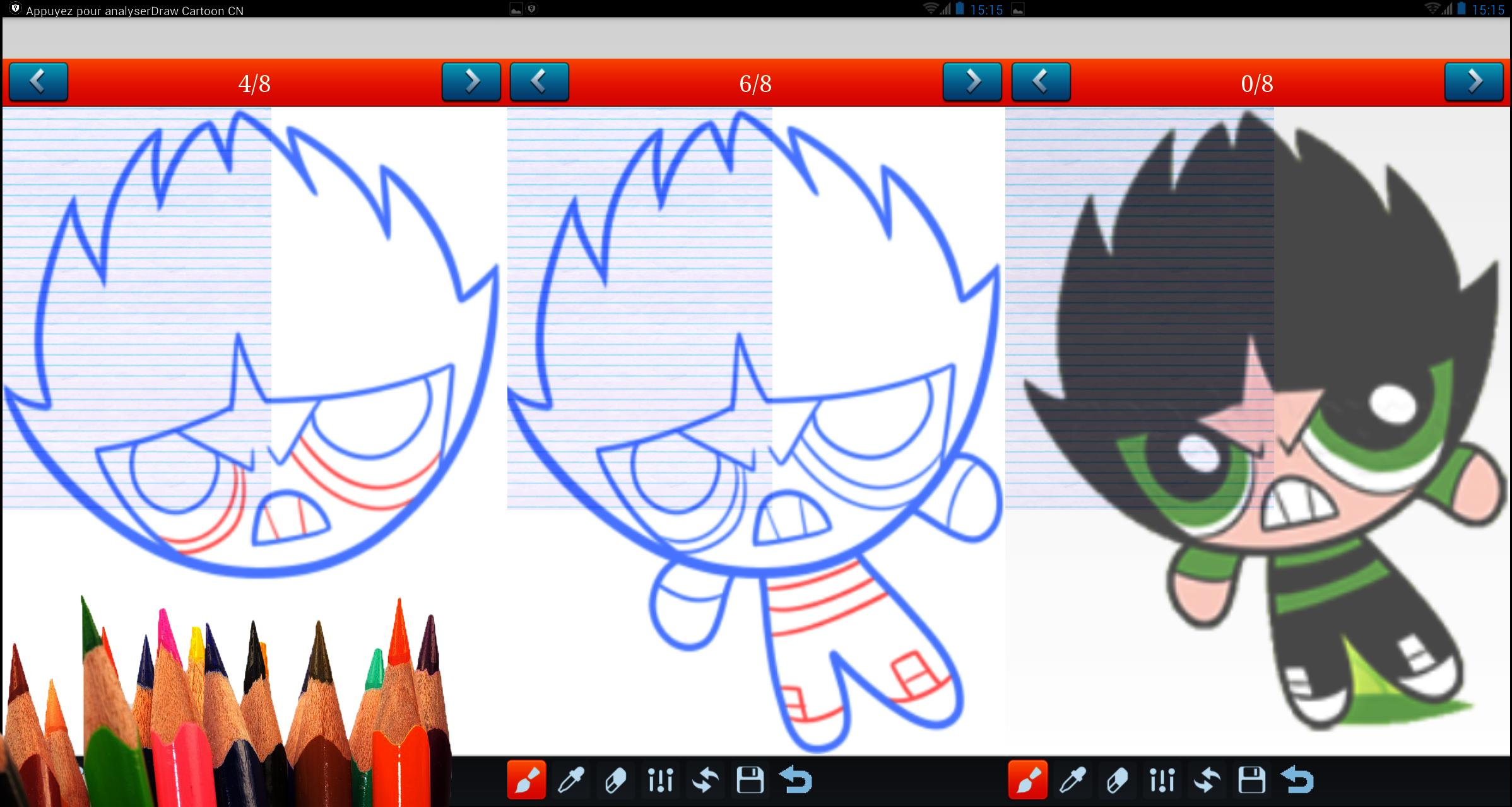 Drawing Anime Cartoon Network for Android - APK Download