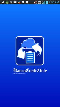 Panel Móvil BancoCrediChile poster