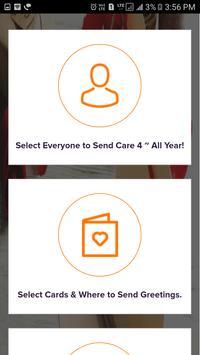 Me2u - Greeting Cards screenshot 1