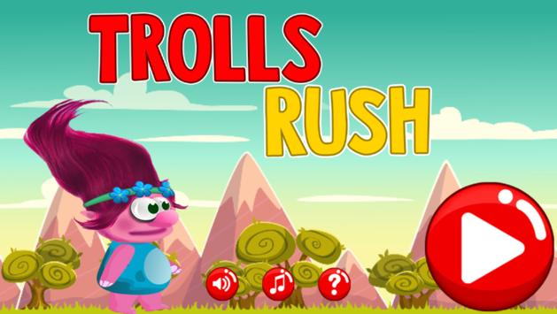 Run Troll Rush apk screenshot