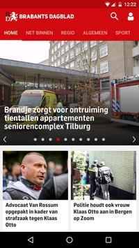 Brabants Dagblad Nieuws poster