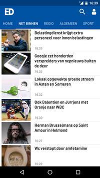 ED Nieuws apk screenshot