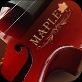 Maple Violin icon