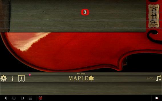 Maple Violin screenshot 9