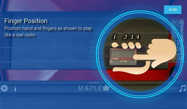 Maple Violin screenshot 19